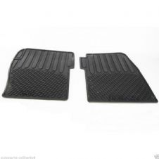 LAND ROVER DISCOVERY 2 TD5 & V8 FRONT RUBBER FLOOR MATS (2) - DA4424